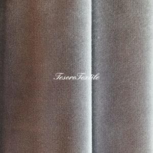 Ткань для штор Бархат Alice ширина 300см цвет Серый жемчуг