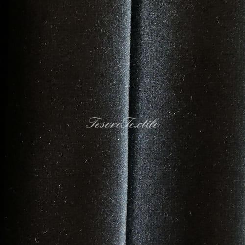 Ткань для штор Бархат Alice ширина 300см цвет Черный